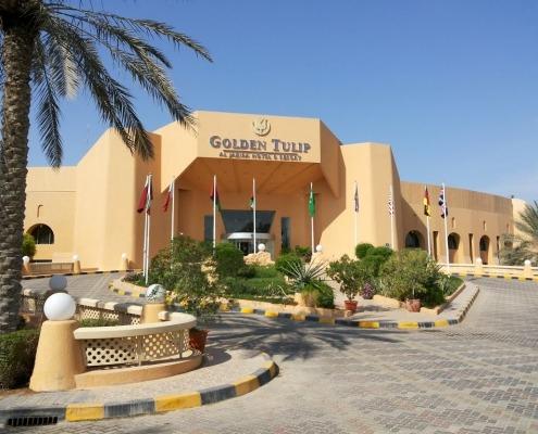 Golden Tulip Al Jazira Hotel and Resort