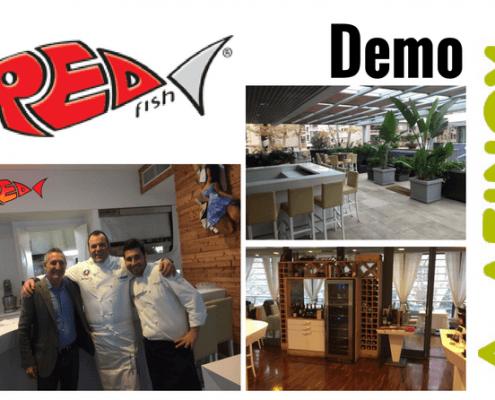 Demo Afinox|Ristorante RED