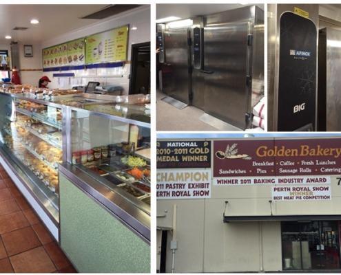 Golden Bakery - Perth