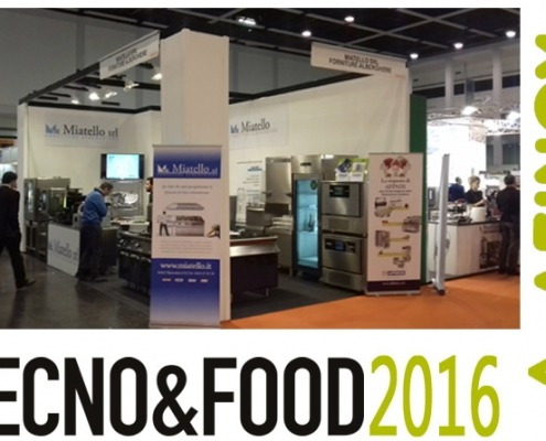 TECNO&FOOD 2016