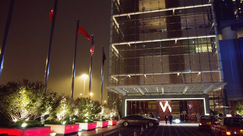W Hotels - Hong Kong
