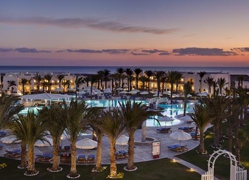 Afinox-Hilton - Marsa Alam Nubian Resort