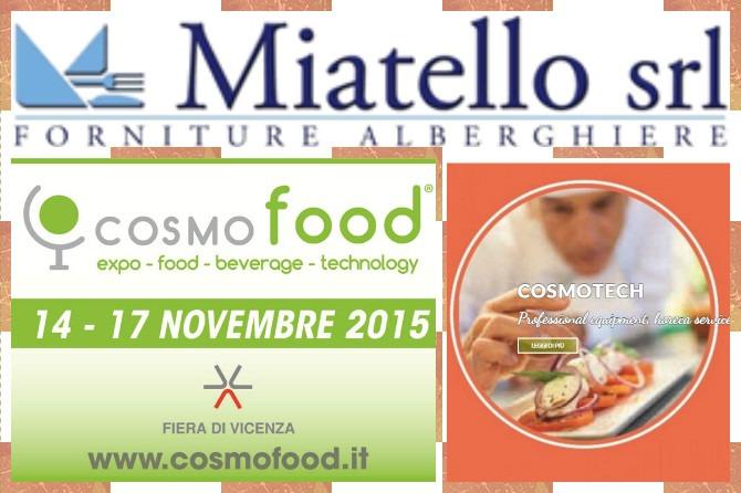 Cosmofood 2015