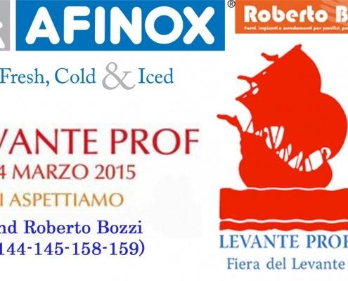 Levante PROF - 1-4 Marzo 2015