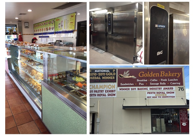 Golden Bakery - Perth