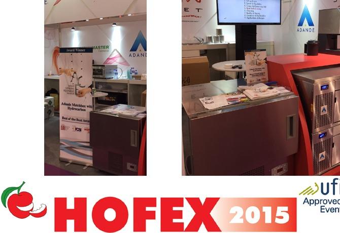 HOFEX 2015 - Honk Kong