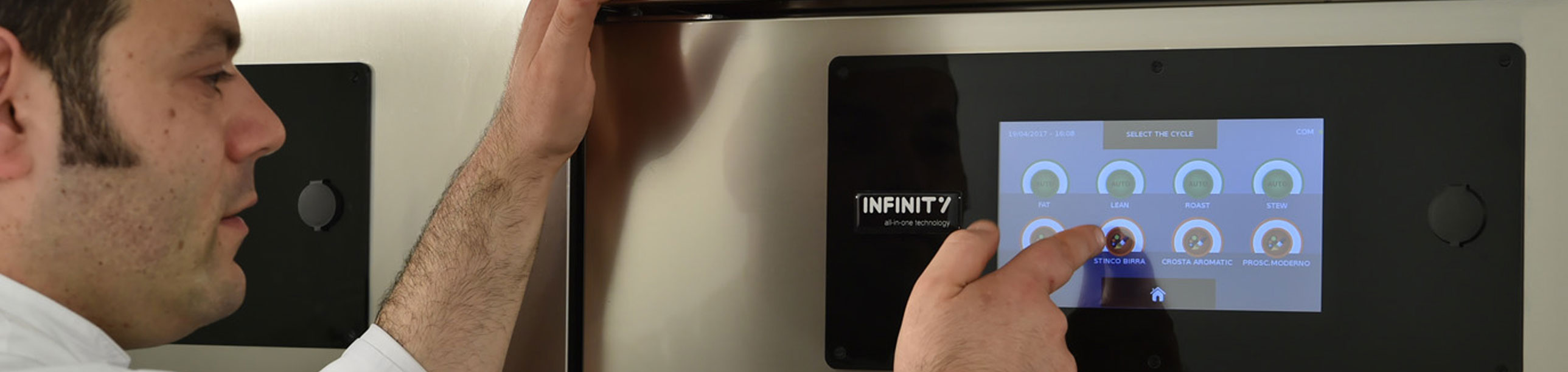 Infinity 5 all-in-one