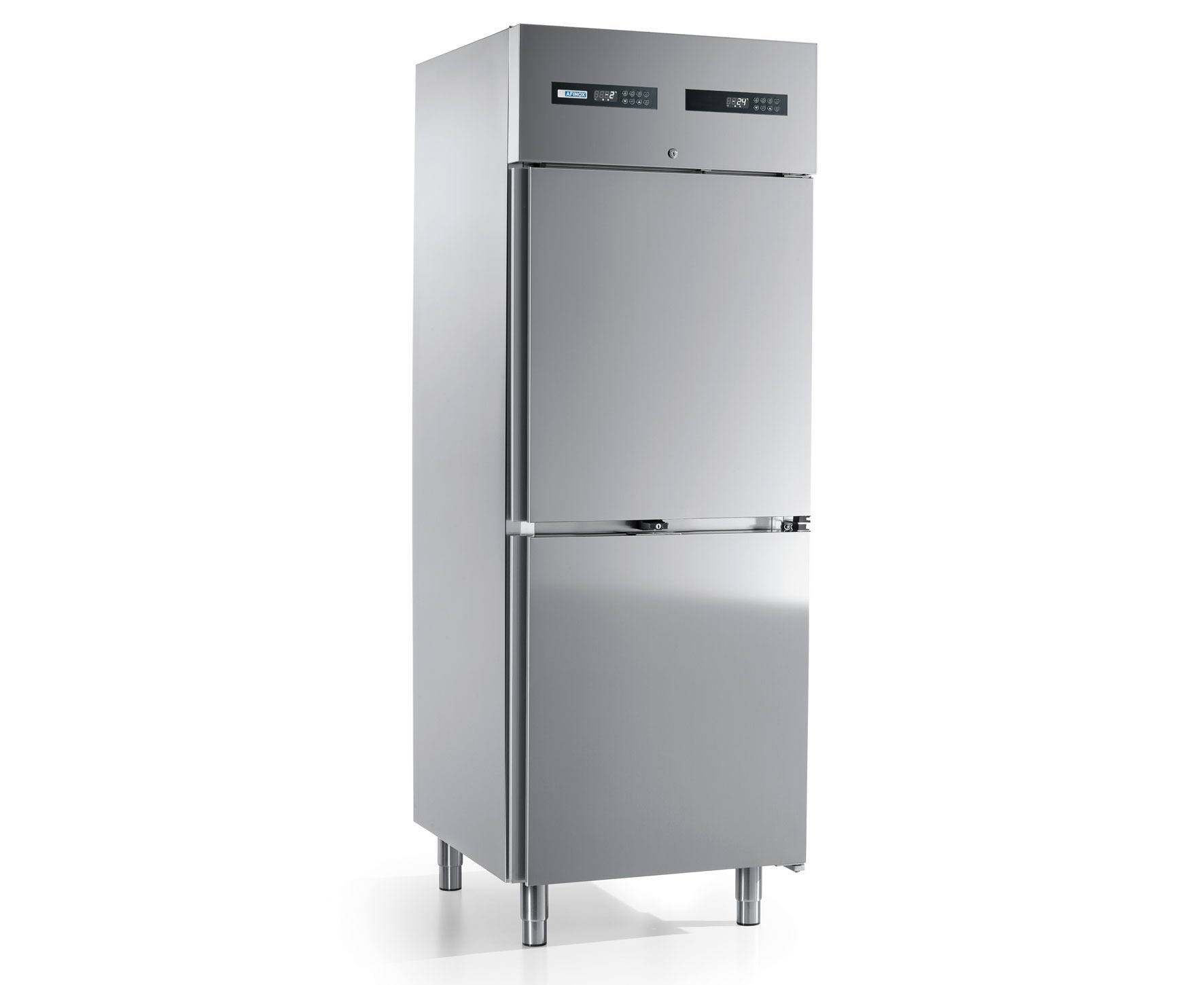 refrigerated cabinets - storage of processed food and raw materials