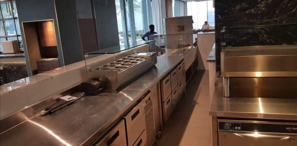 Afinox nel migliore Ristorante Italiano di Dubai