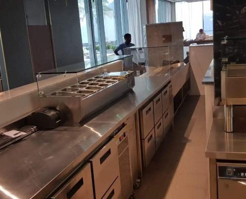 Afinox nel migliore Ristorante Italiano di Dubai, Afinox in the best Italian Restaurant in Dubai