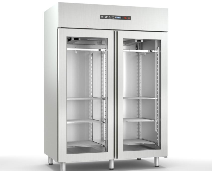 Mekano Dry 1400-porte-vetro